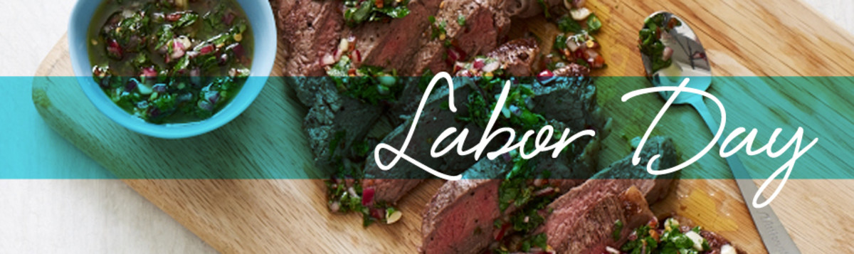 Labor Day Recipe Hub