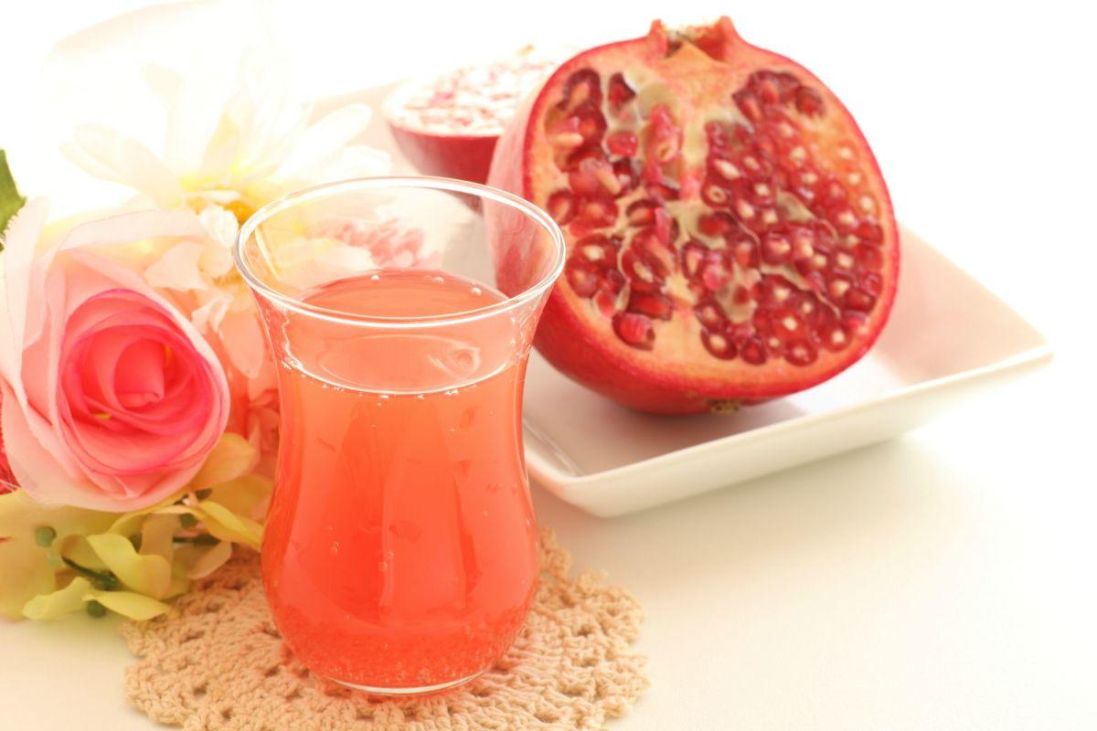 pomegranate Shrub