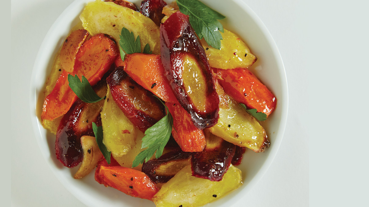 Morrocon Carrots