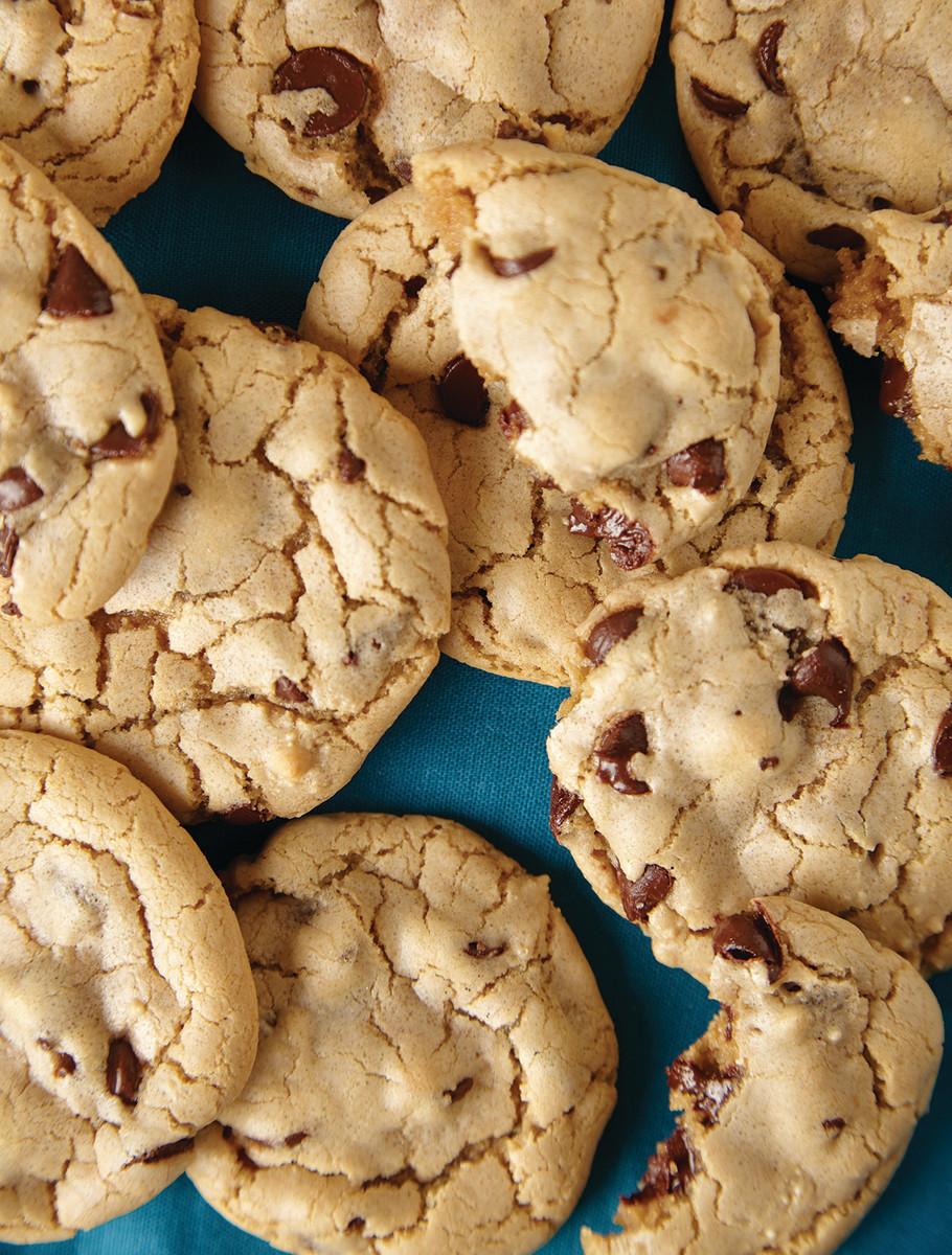 Levana's Chocolate Chip Cookies 75