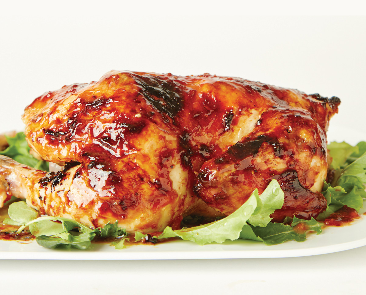 Levana's Barbecue Chicken 75