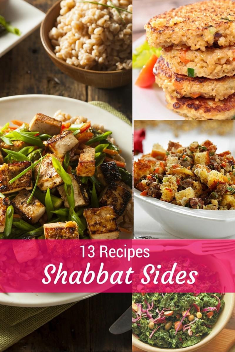 13 Best Shabbat Side Dish Recipes