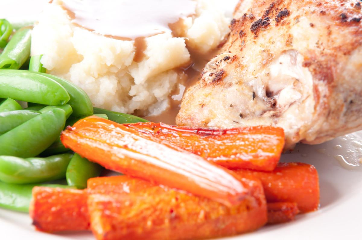 cranberry carrots