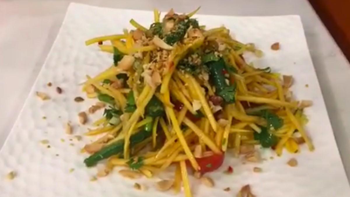 Thai Vegetable Salad