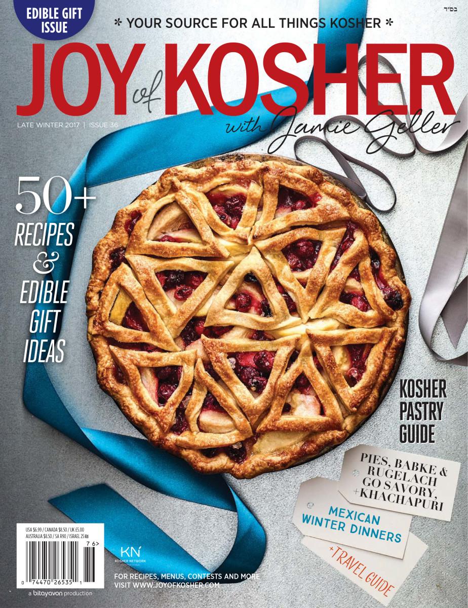 JOY of KOSHER with Jamie Geller Purim Magazine