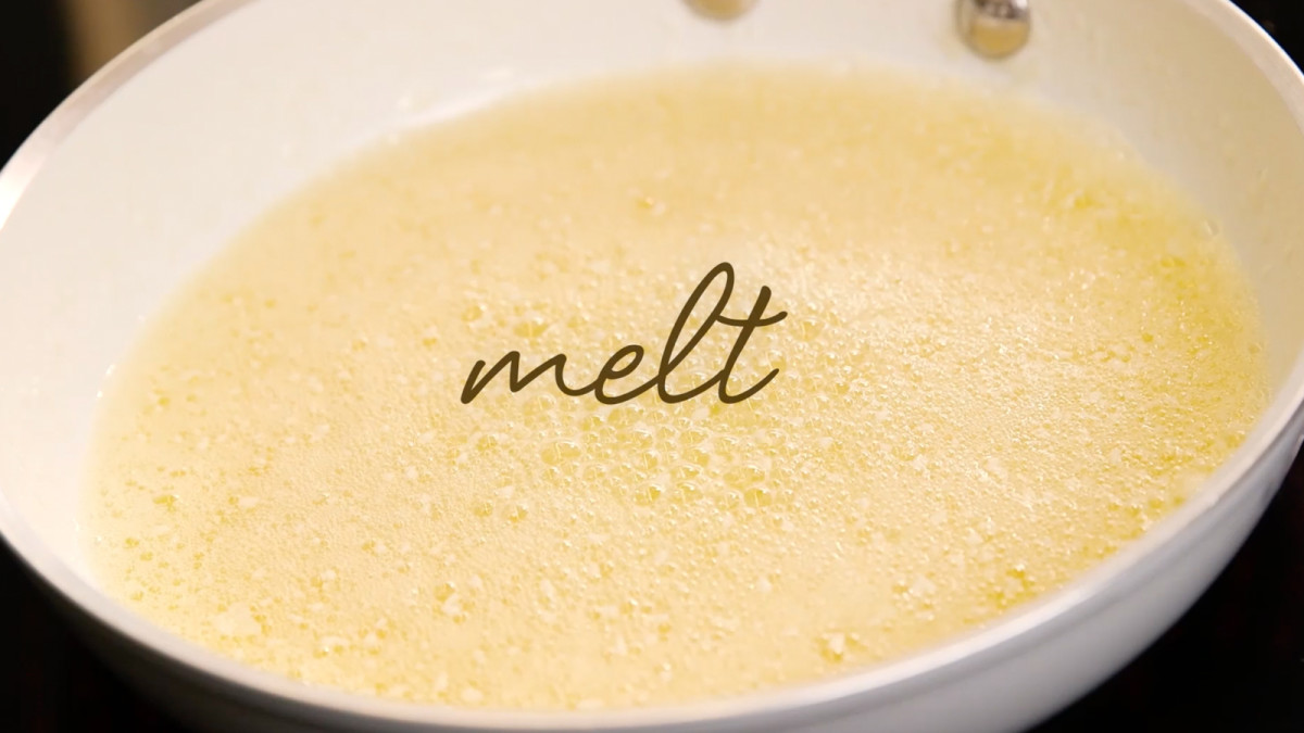 brown butter melt
