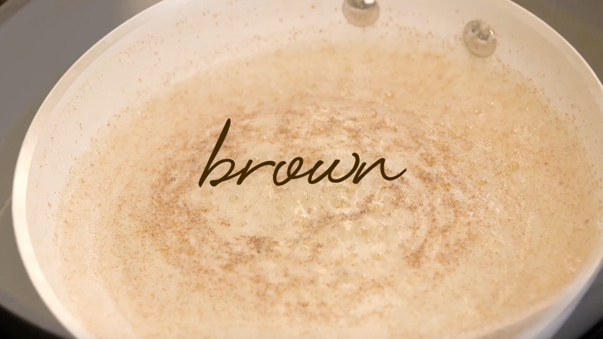 brown butter brown