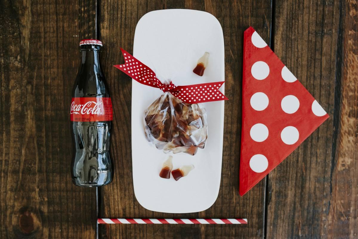 Coke and coke Gift Set