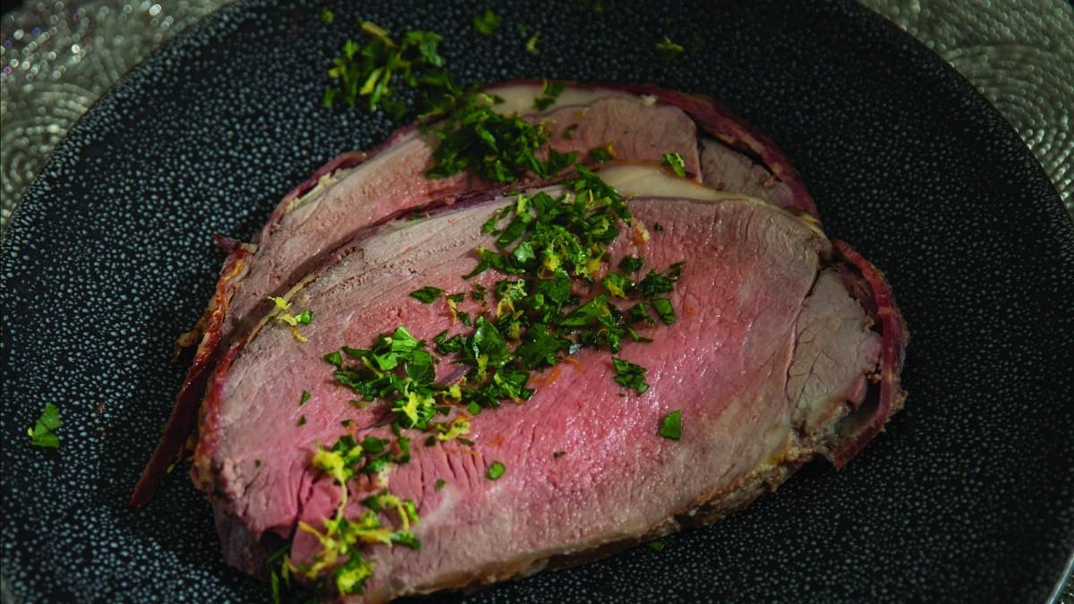2 ingredient roast