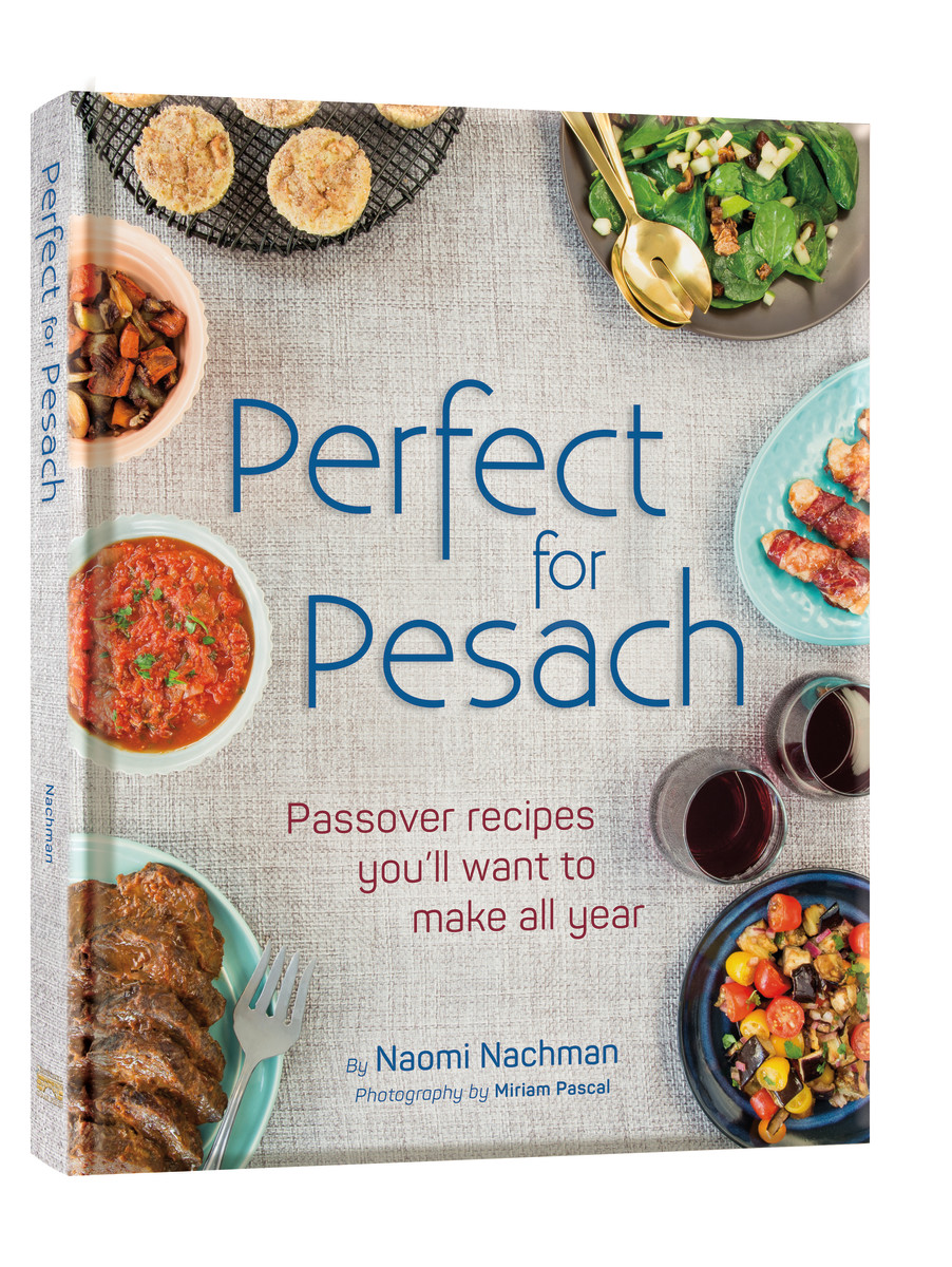 Perfect for Pesach cookbook