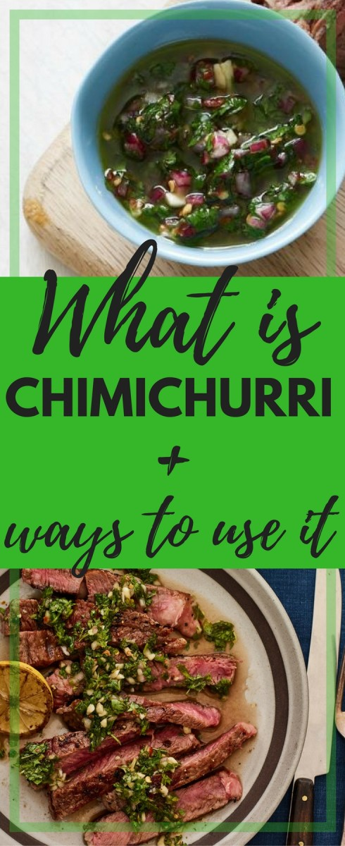 what is chimichurri