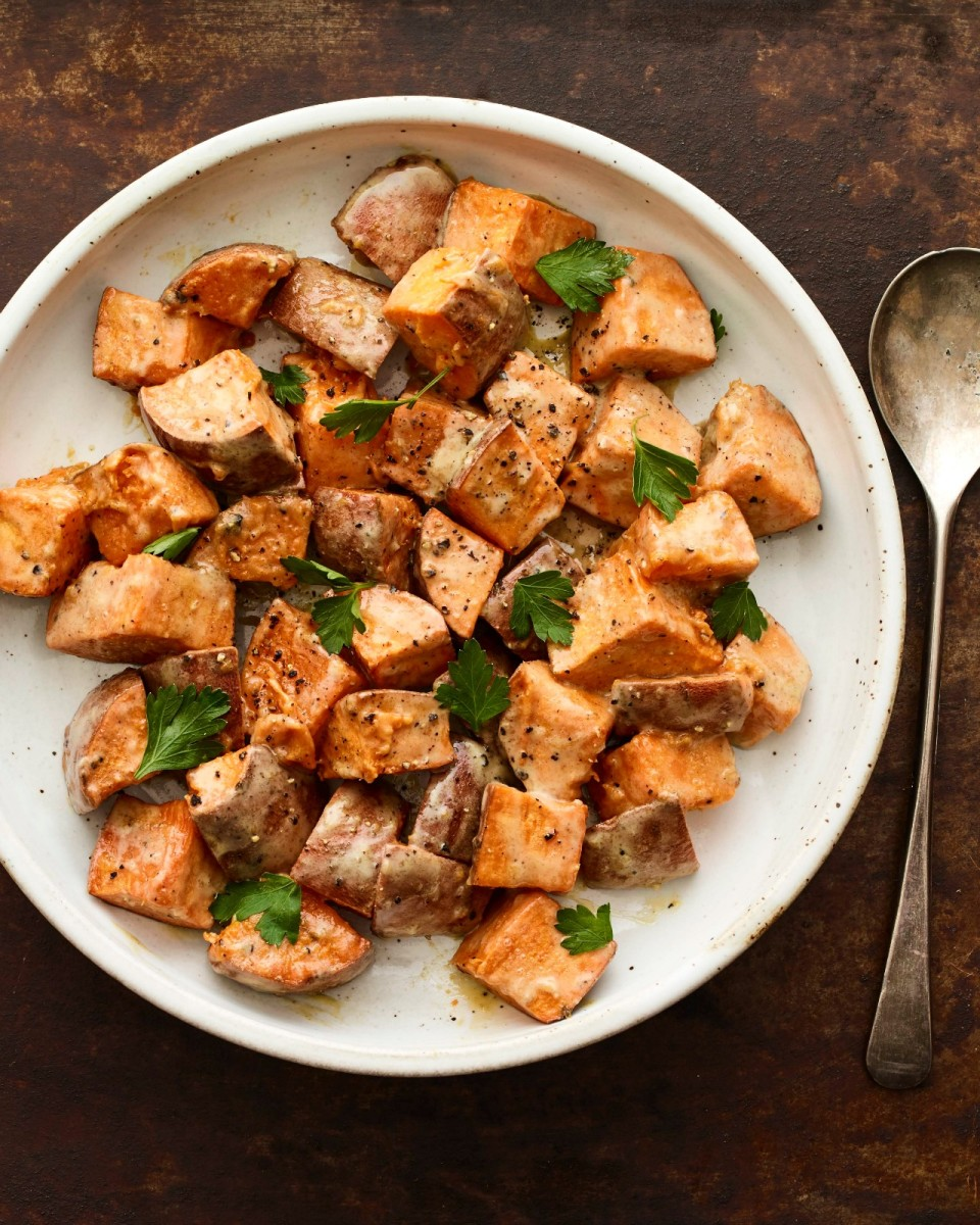 Sweet Potato Salad vertical