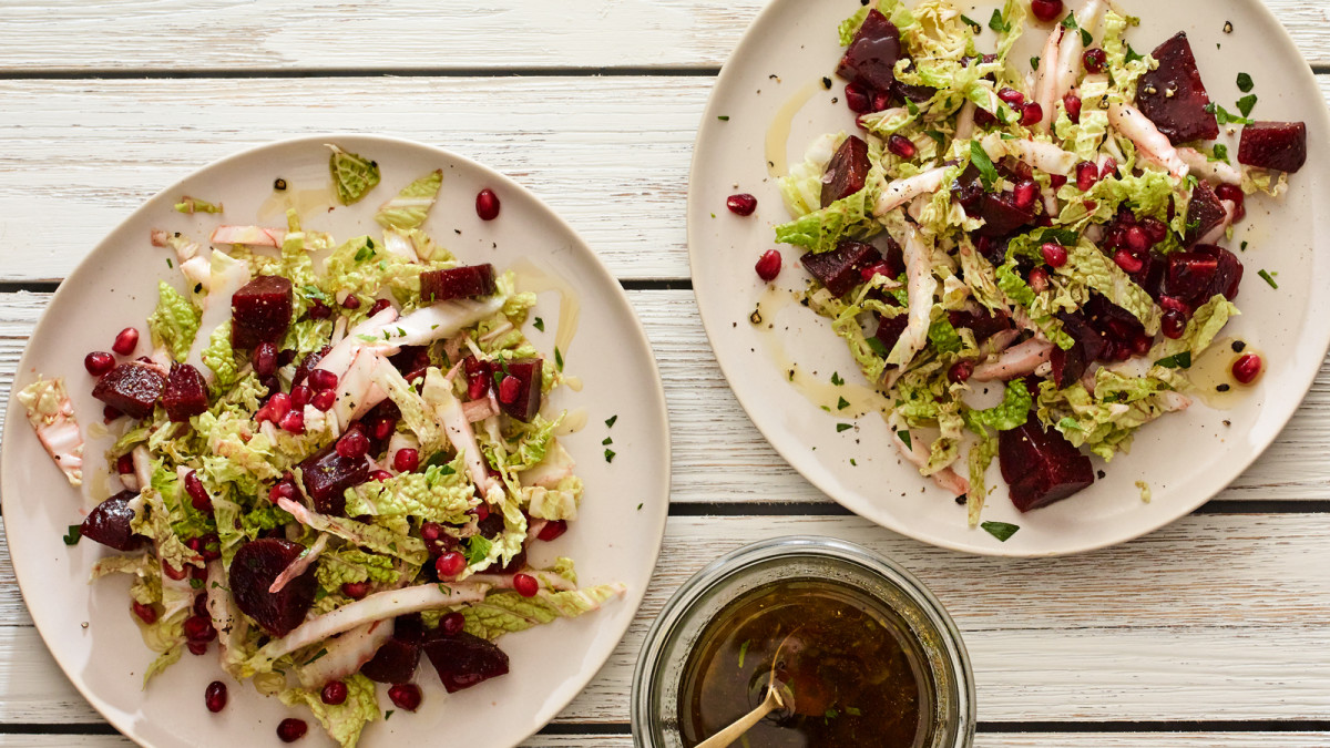 3 ingredient beet salad
