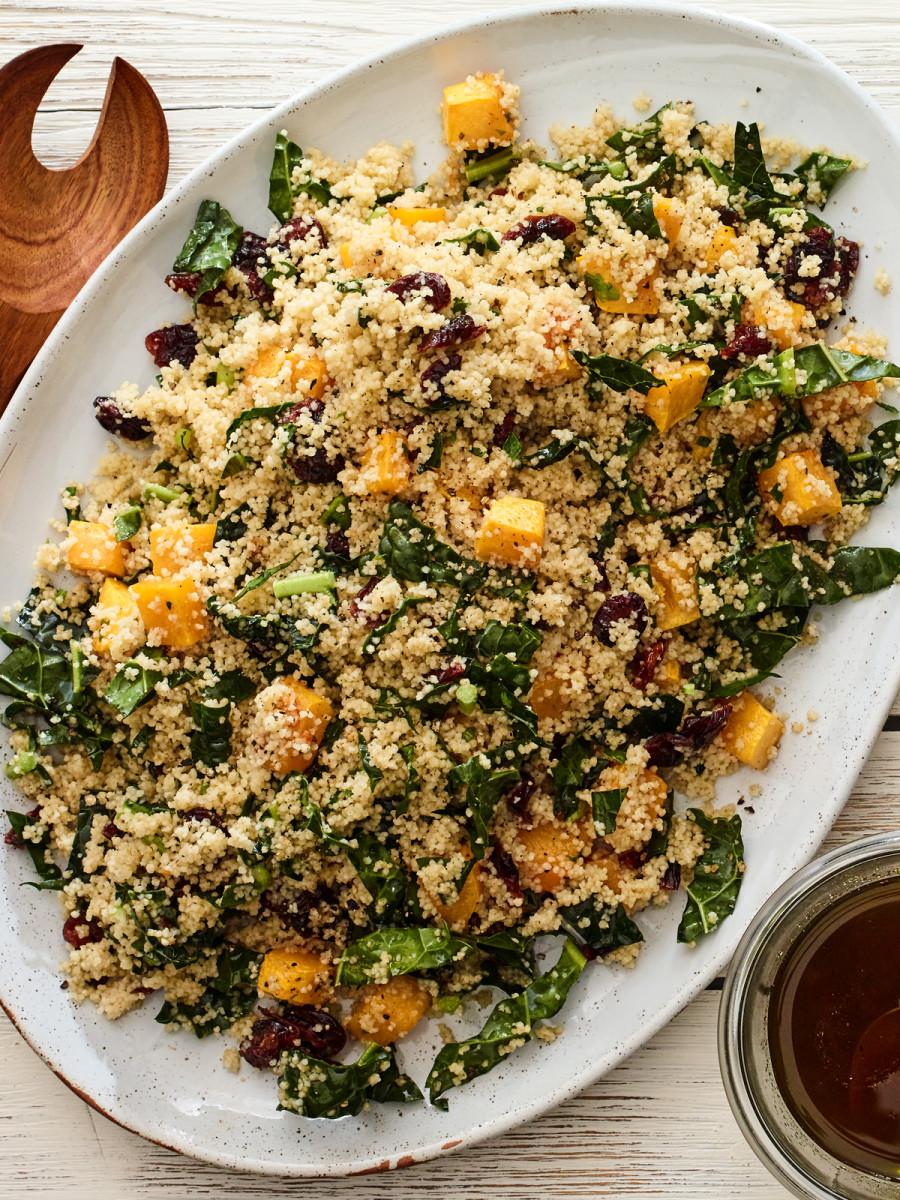 3-Ingredient Couscous Salad