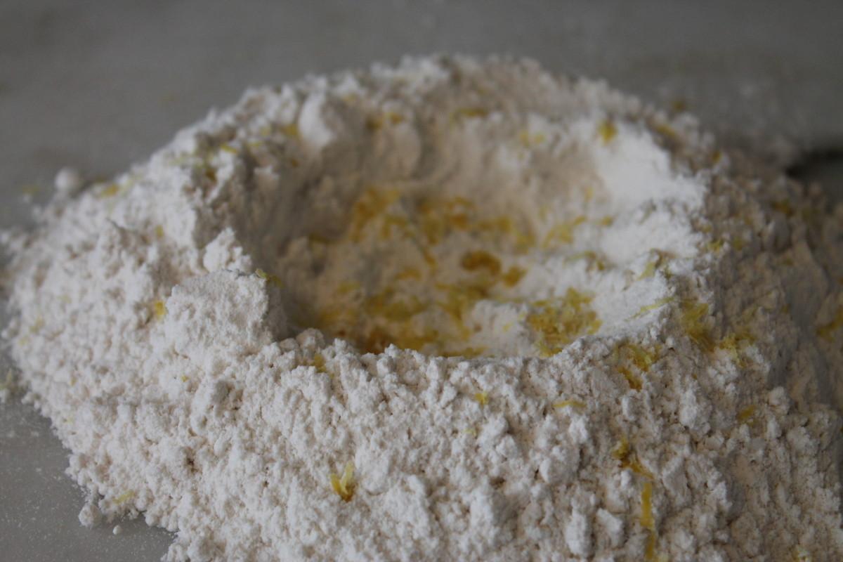 Homemade Ramen Noodles Step 1