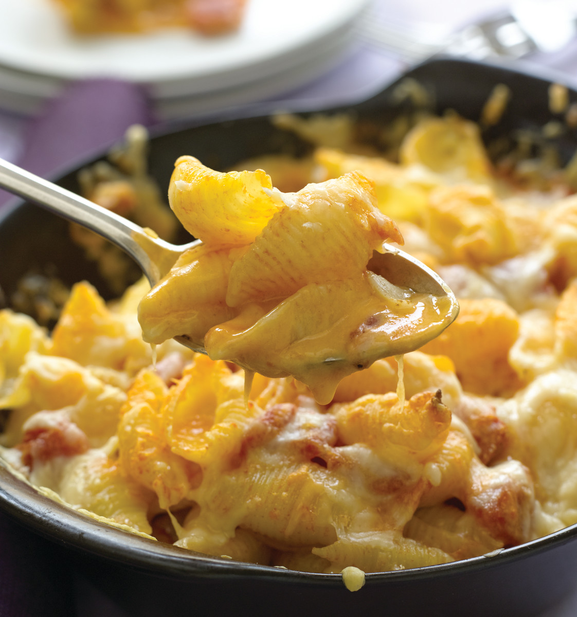 Tex Mex Mac and Cheese