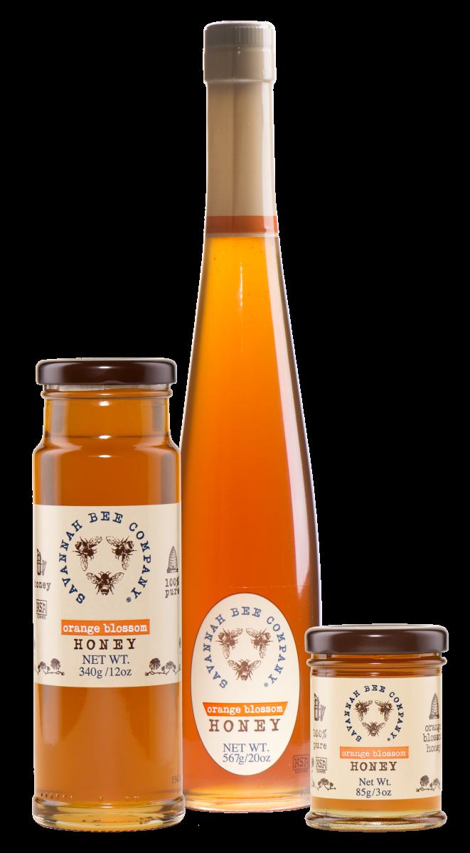 Orange Blossom Honey