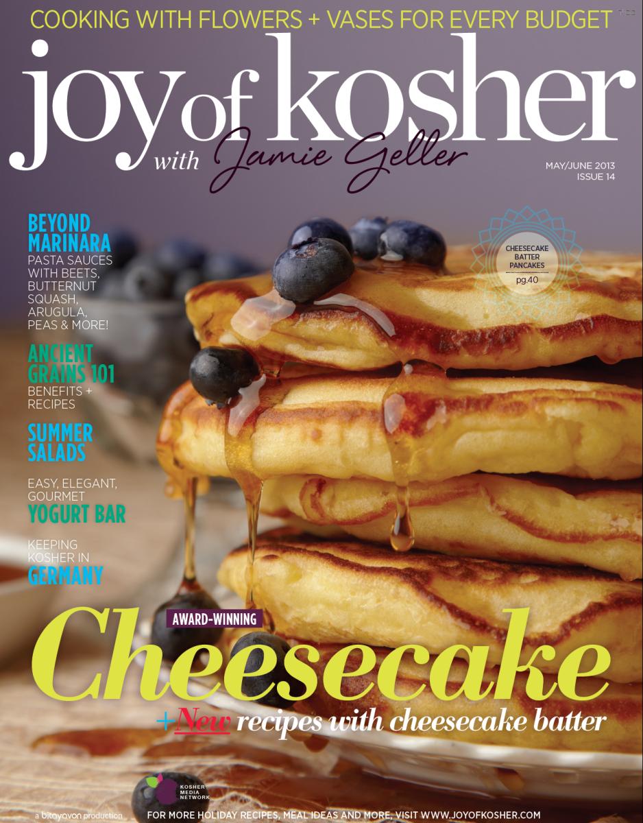 JOK magazine Shavuot 2013