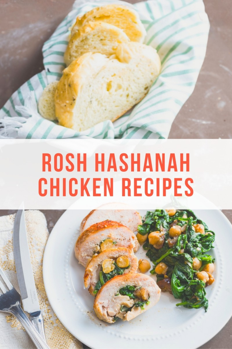 chicken recipes for rosh hashanah