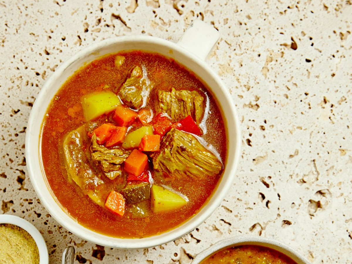 Yemenite Soup Jamie Geller