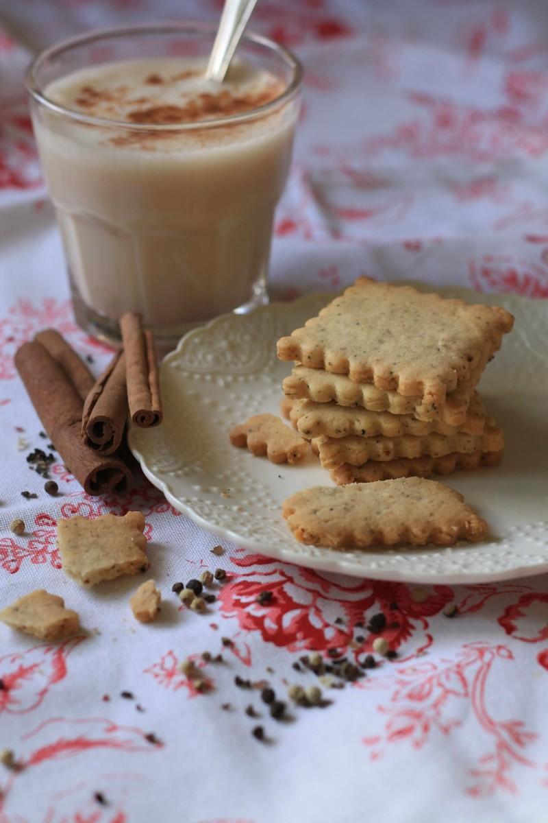 Chai Masala Cookies