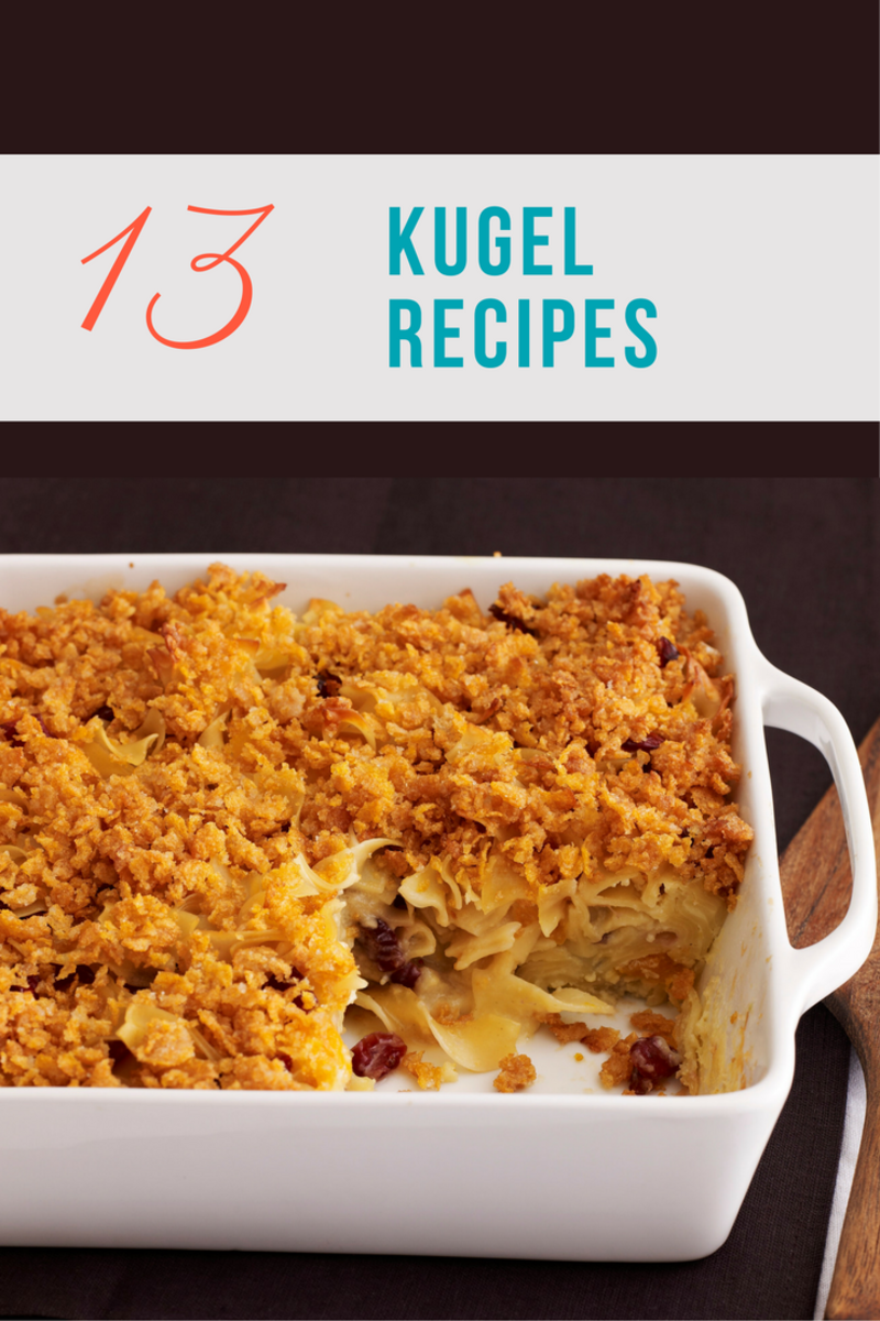 13 Shabbat kugels to make ahead and freeze