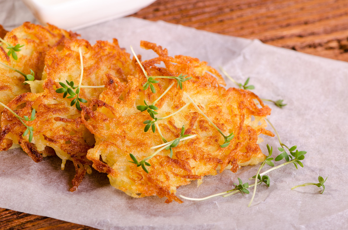 Basic Latkes