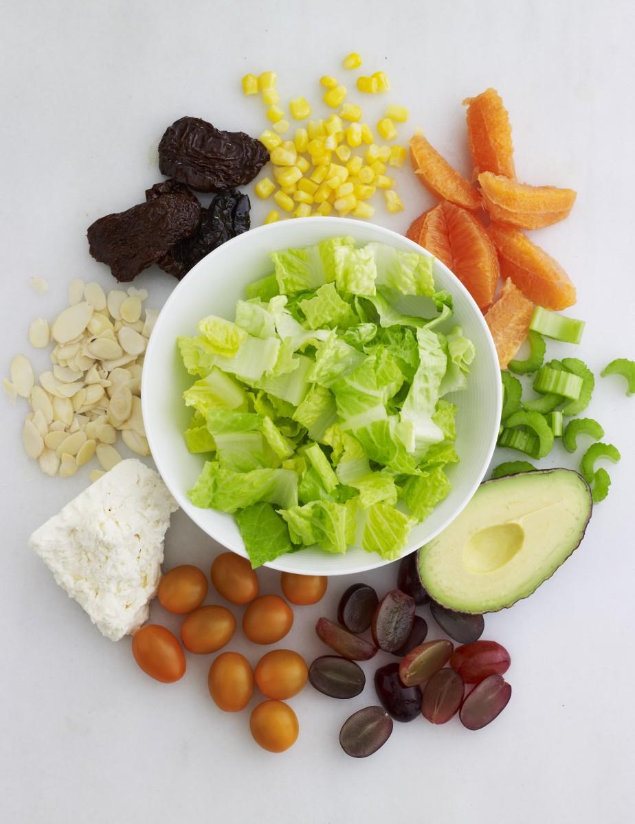 DIY Sala Bar - How To Build Your Own Salad