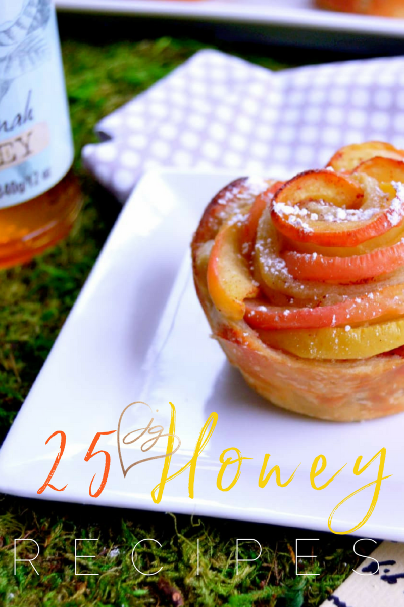 25 Sweet and Savory Honey Recipes