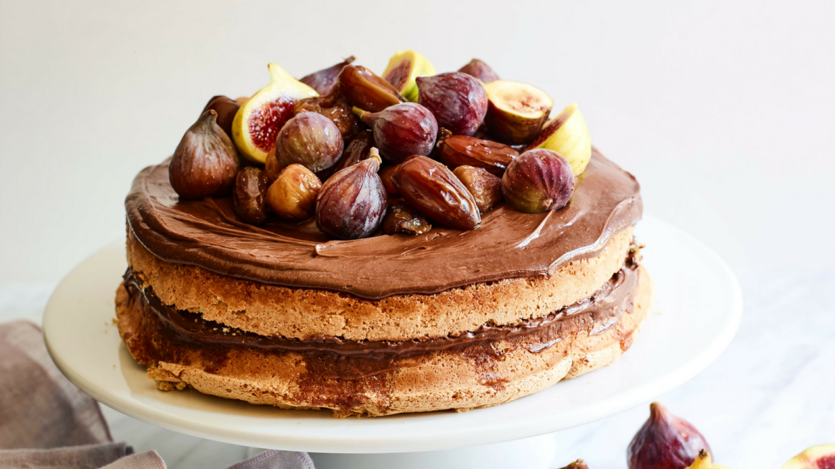 Modern Fruit Cake