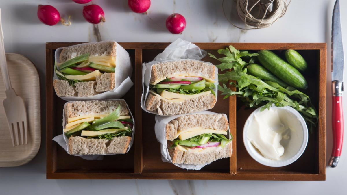 Ultimate Israeli Sandwich