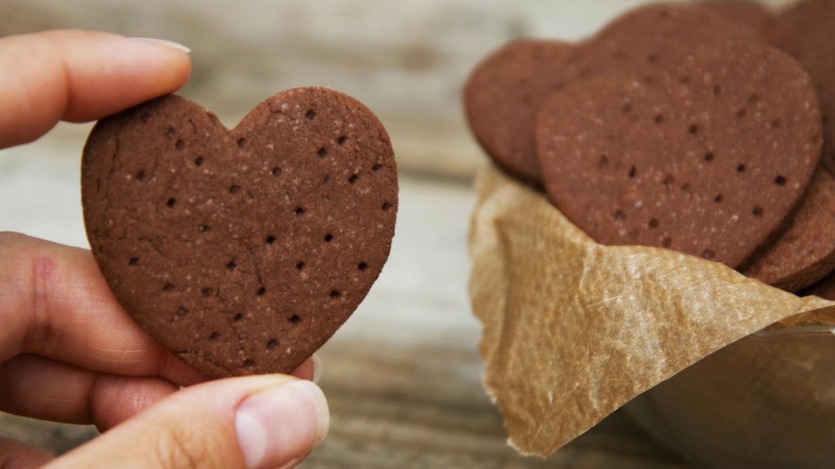 cocoa nib chocolate cookies
