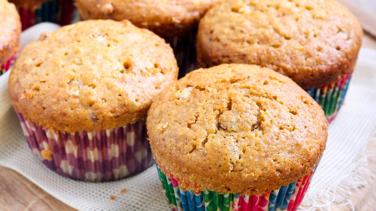 multigrain muffins