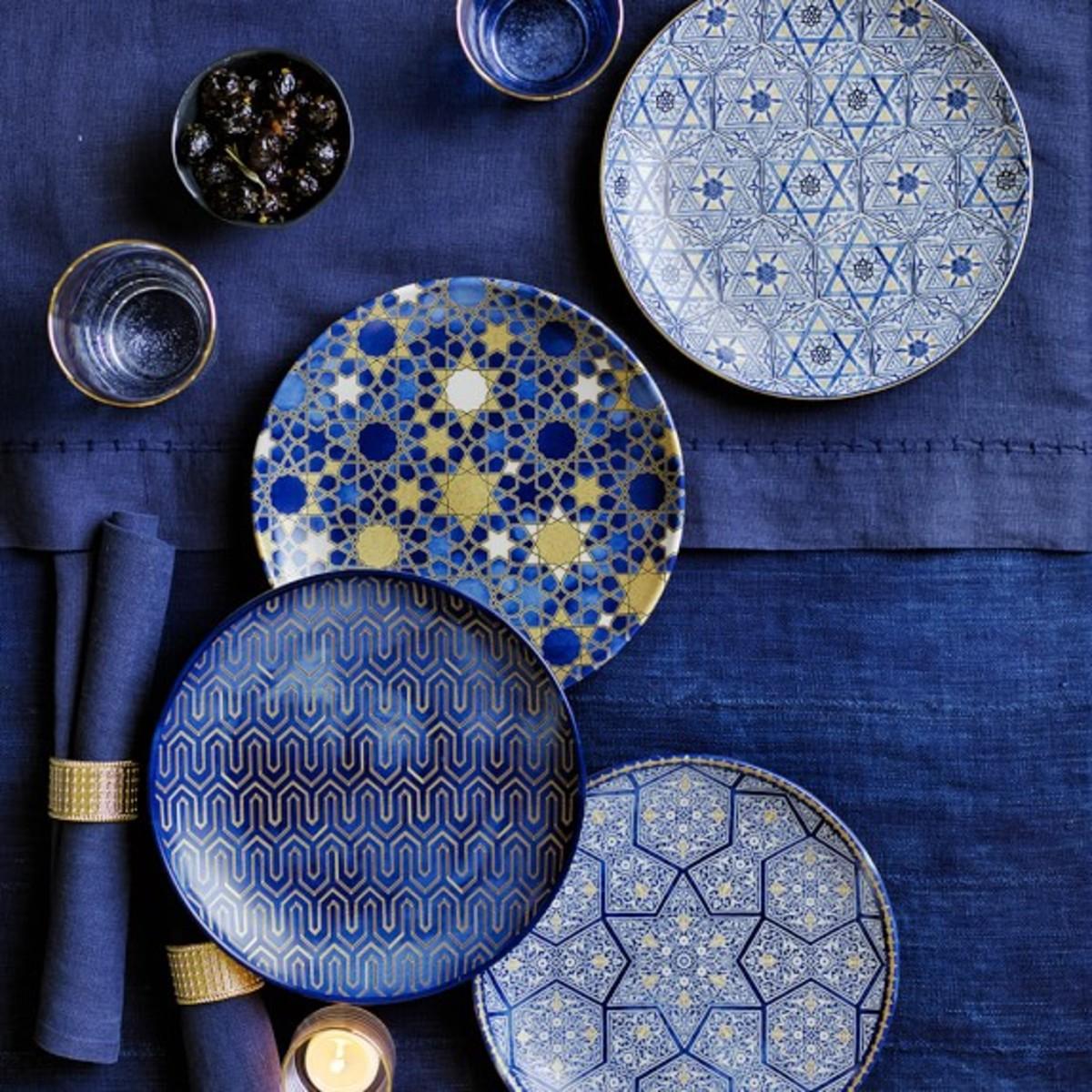 Haukkah plates