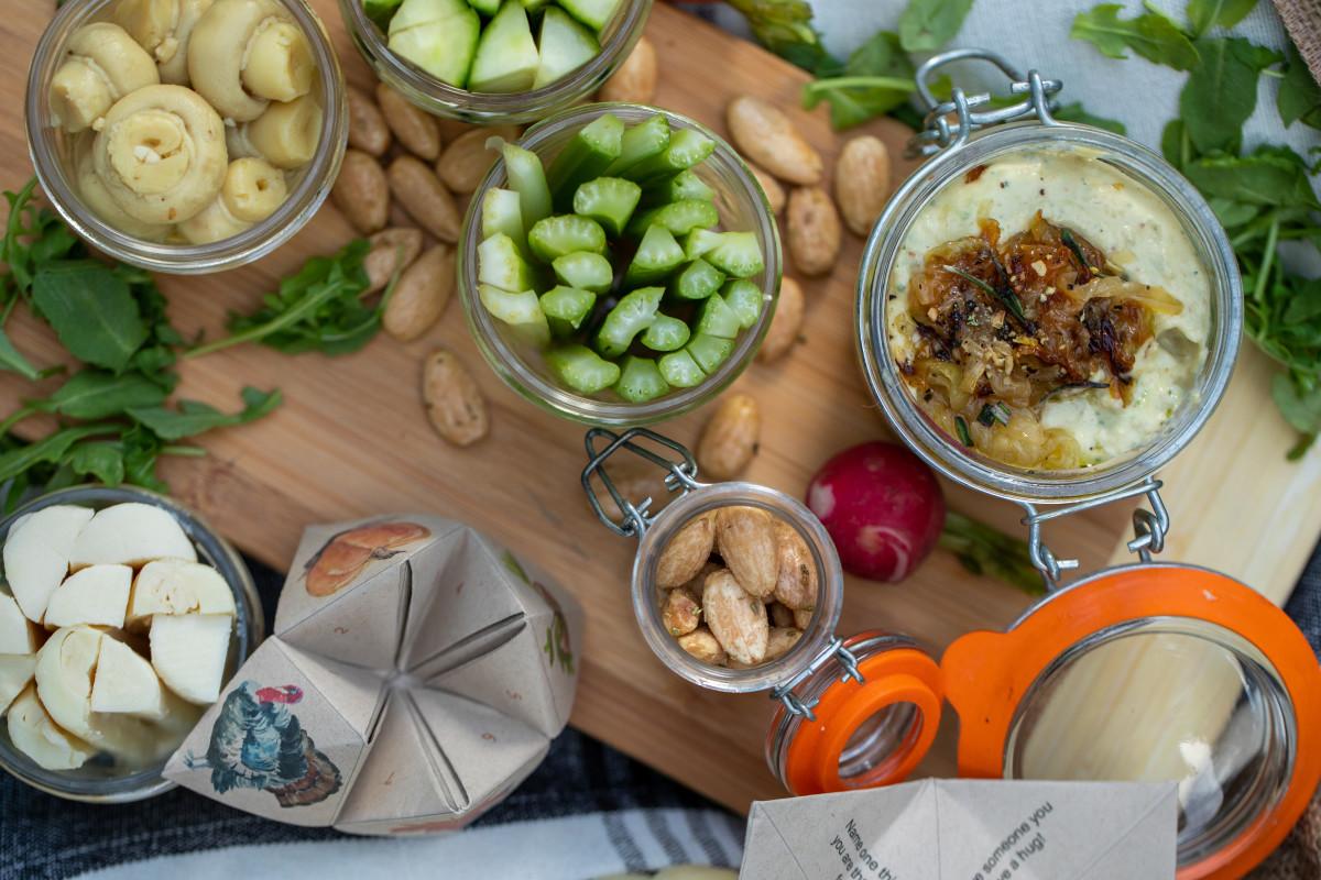 Thanksgiving menu items