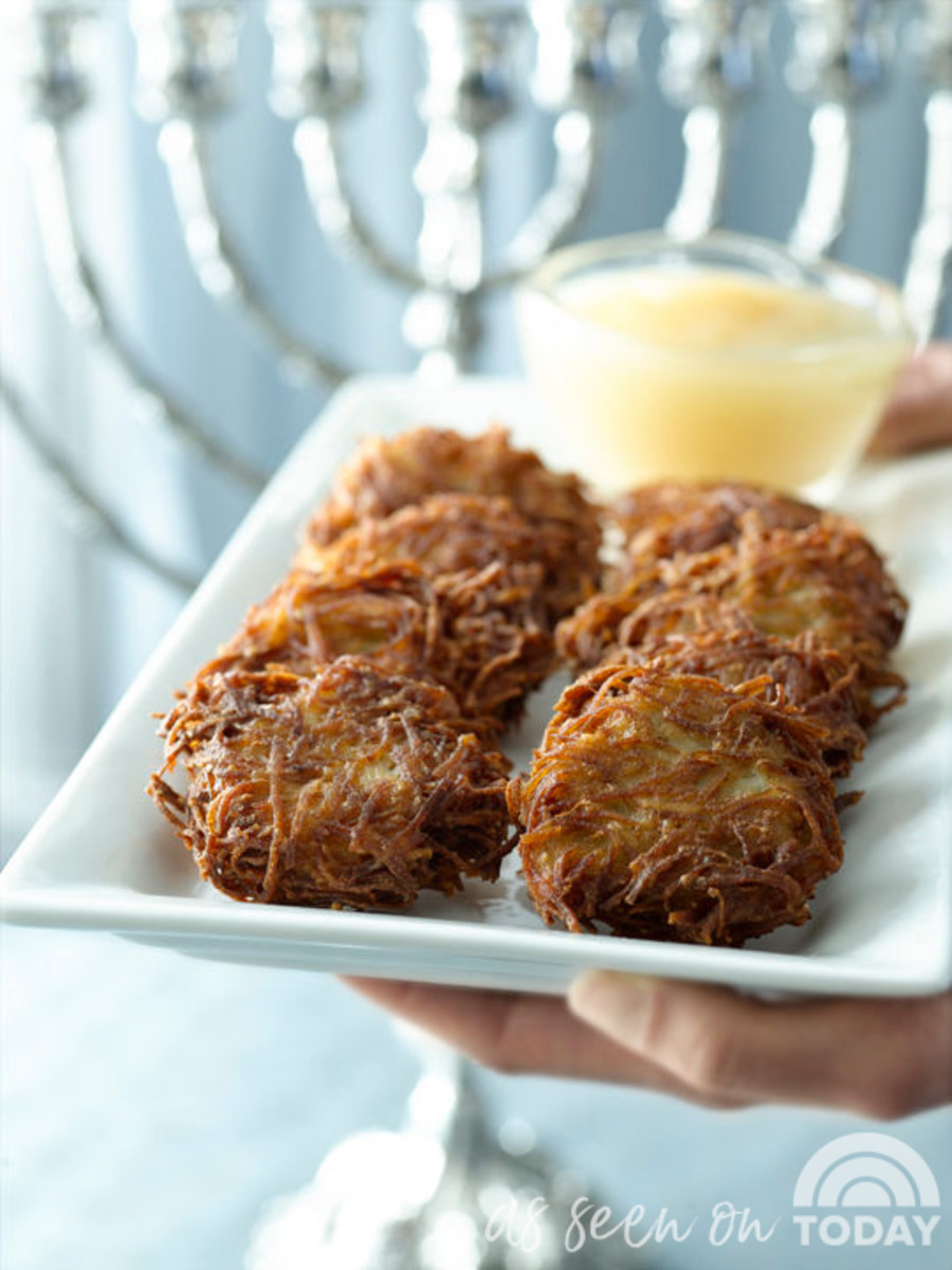 best ever latkes
