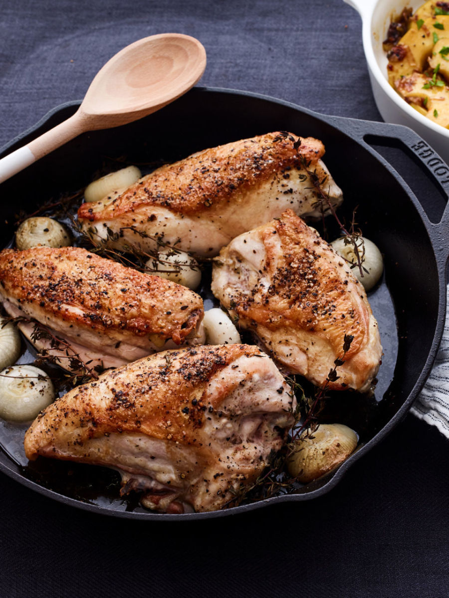 chicken-and-onions