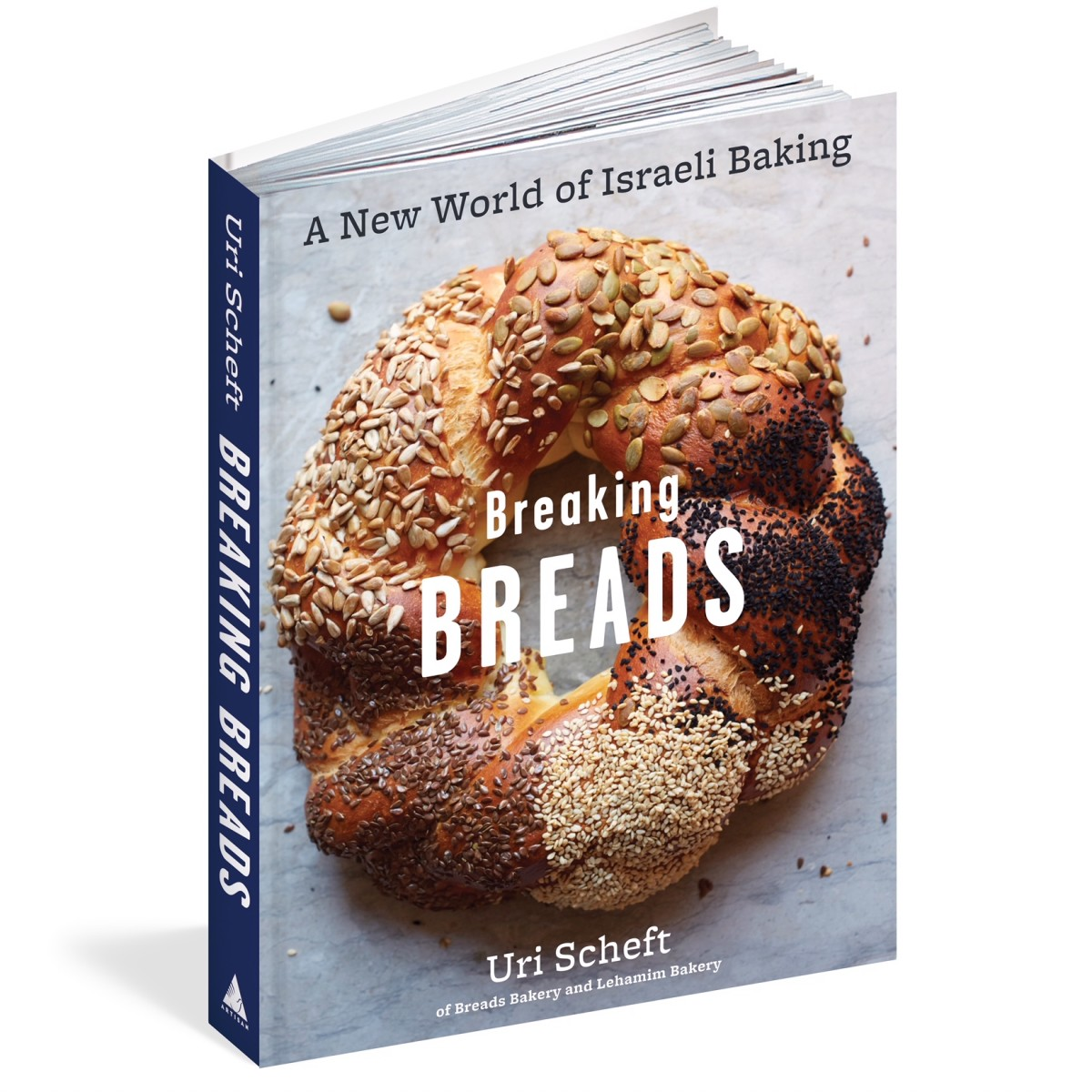 3D COVER. Breaking Breads
