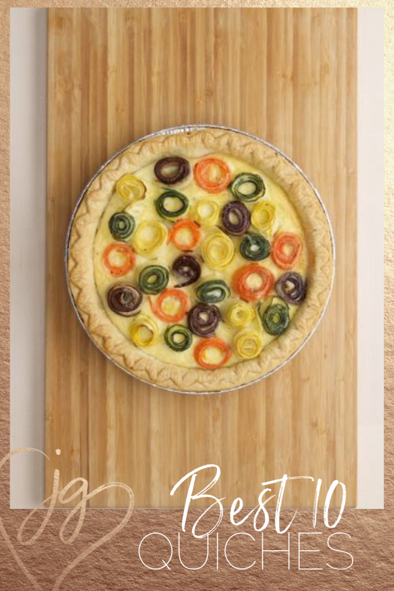 The top quiche recipes from easy to fancy, from lots of cheese to dairy free, you can find the quiche you are looking for.