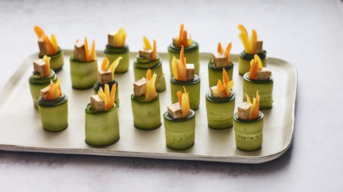 Vegetarian Chinese Dim Sum Jamie Geller