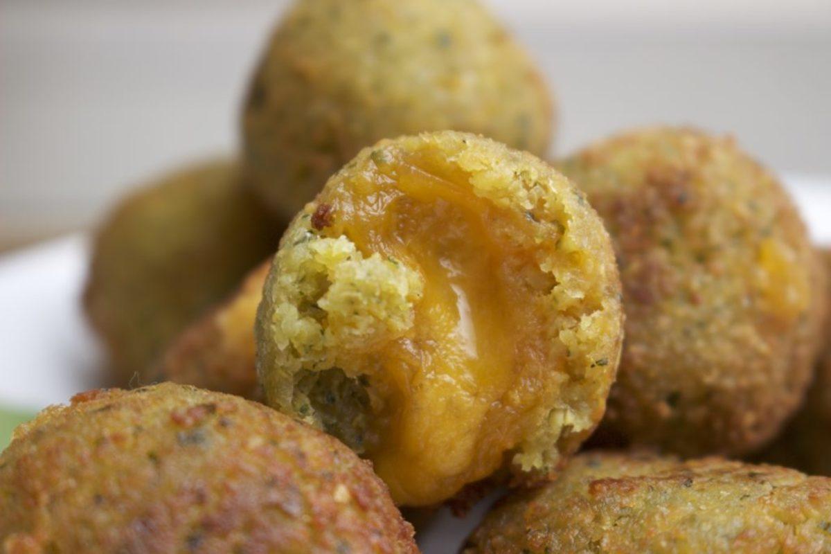 Jewish food mashup