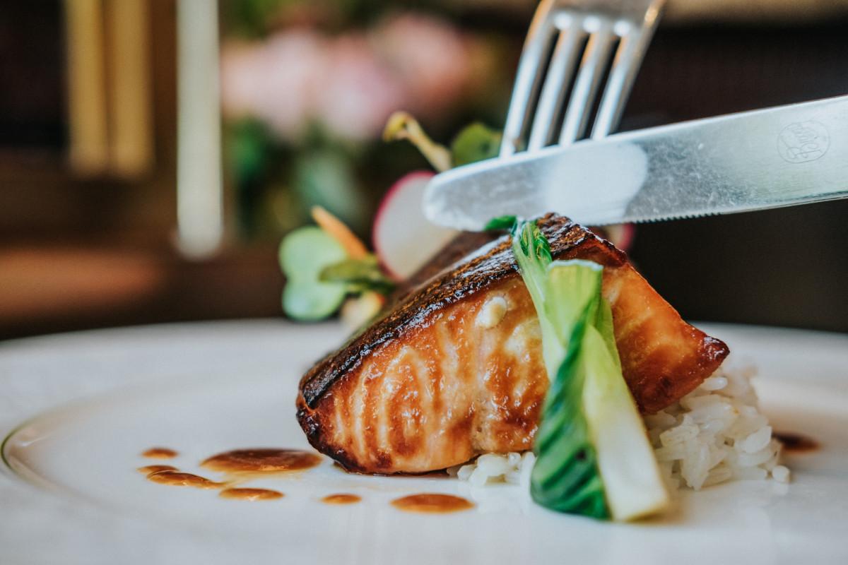Miso Glazed Salmon (5)