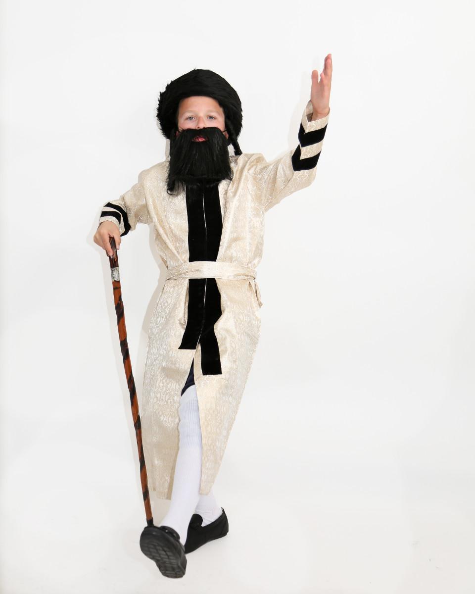 Yaakov Yosef Dressed as a Chassid